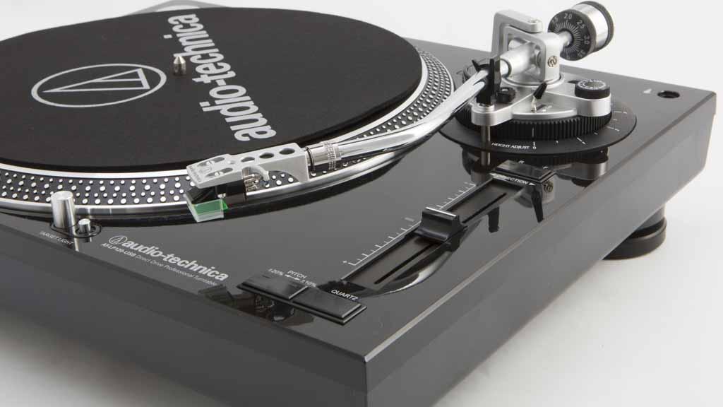 Audio-Technica LP120-USB
