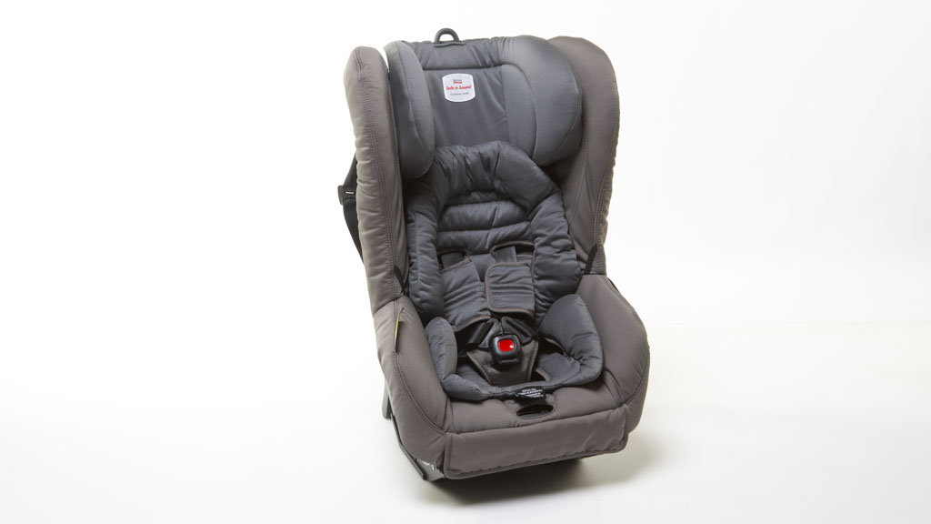 Britax Safe-N-Sound Compaq AHR 7300/A/2010 - Child car seat reviews