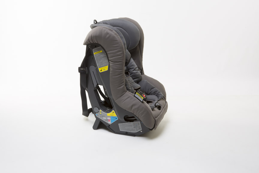 Britax Safe-N-Sound Compaq AHR 7300/A/2010 - Child car seat reviews