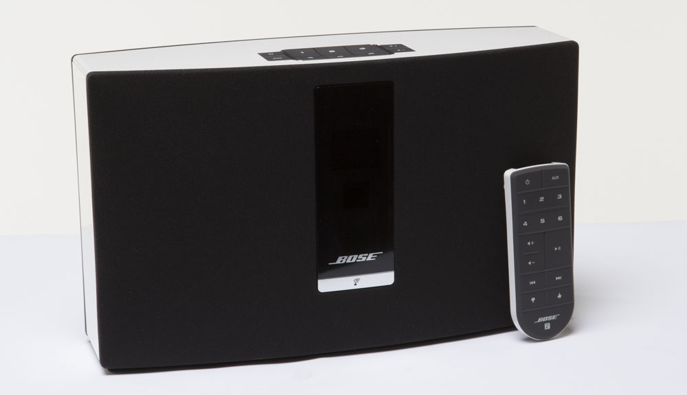 bose soundtouch 20 series ii networked speaker reviews choice. Black Bedroom Furniture Sets. Home Design Ideas