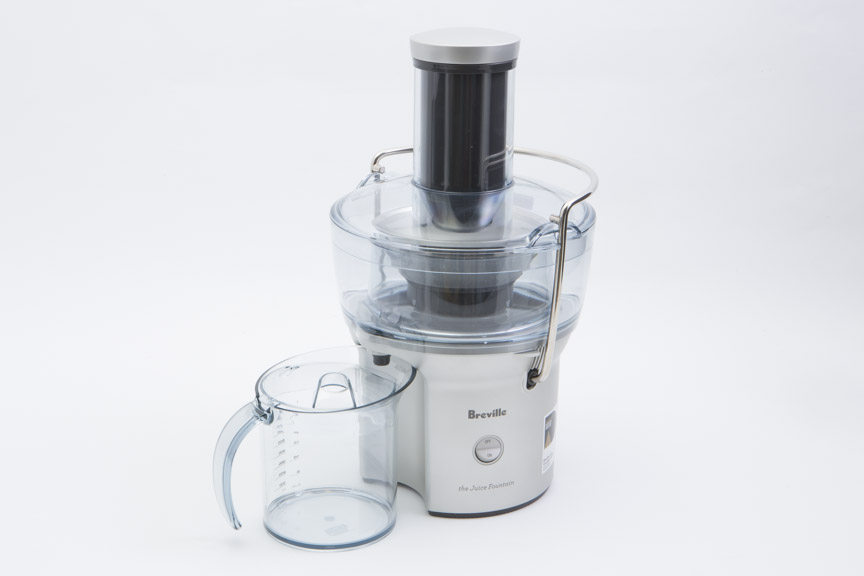 Breville the Juice Fountain Compact BJE200 - Juicer reviews - CHOICE