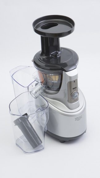 Omnijuice Plus Slow Juicer Test : Breville the Juice Fountain Crush BJS600 - Juicer reviews - CHOICE