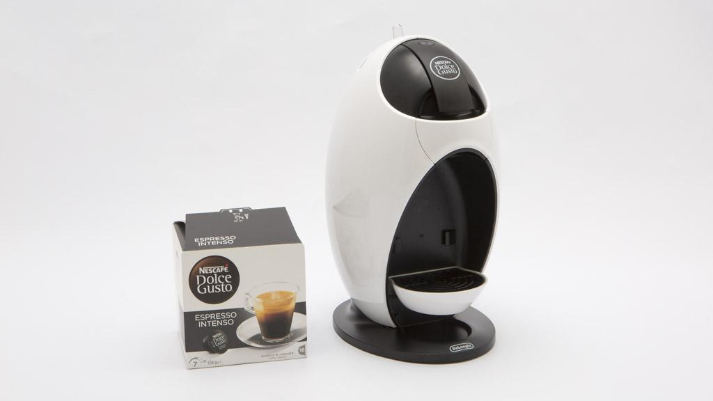 Delonghi Coffee Makers Nescafe Dolce G : DeLonghi Nescafe Dolce Gusto Jovia EDG250.W - Home espresso coffee machine reviews - CHOICE
