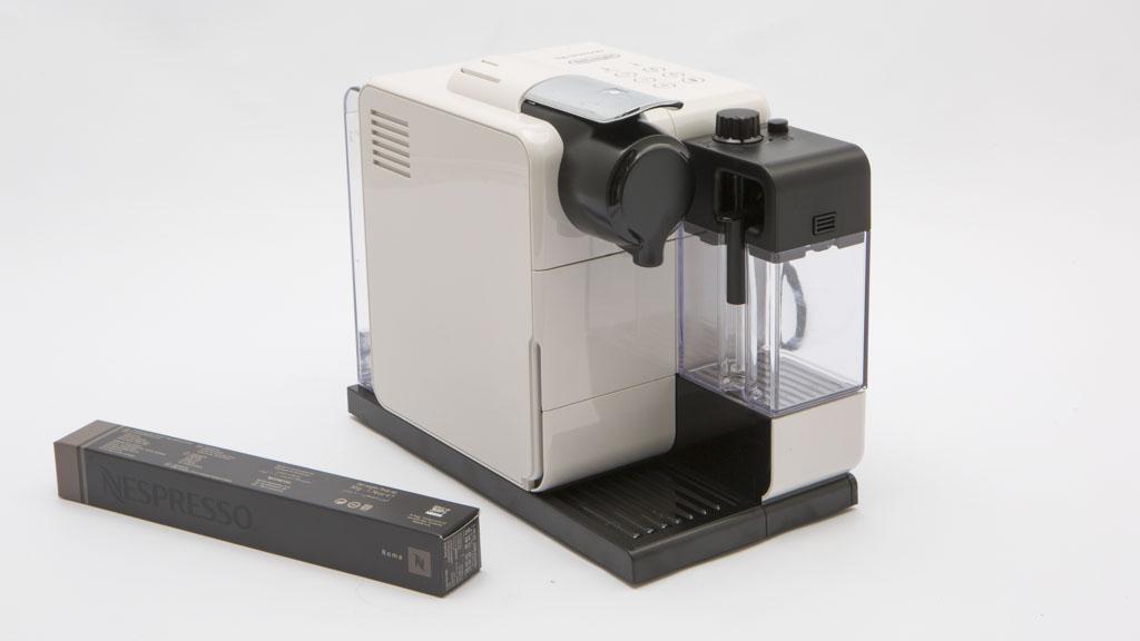 delonghi nespresso lattissima touch en550w - Nespresso Delonghi