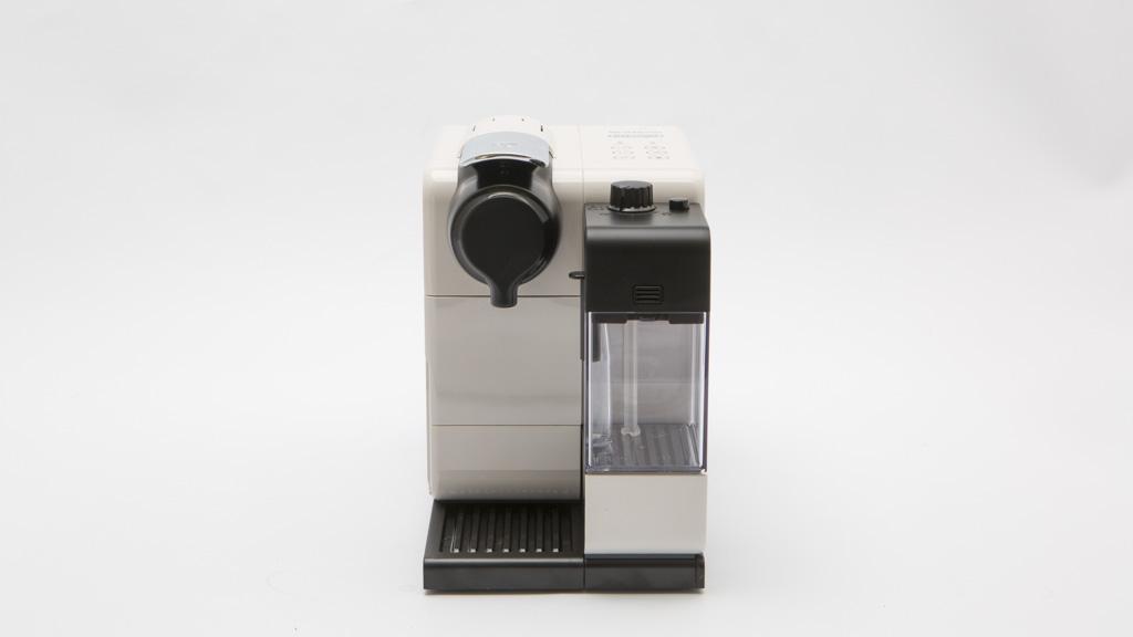 Car with single serve coffee machines