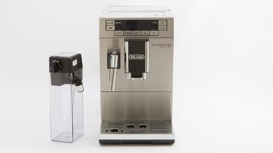 Delonghi Latte Crema System Silver Compact Ecam23460s