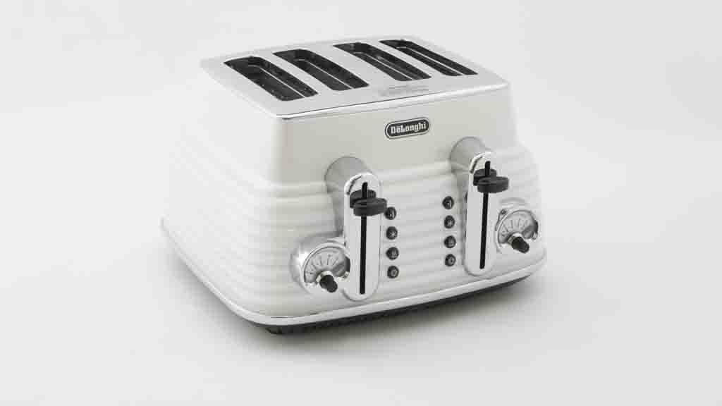 DeLonghi Scultura CTZ4003 W Toaster reviews CHOICE