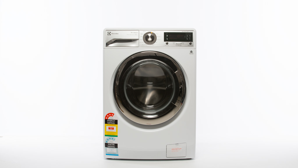 electrolux washing machine reviews