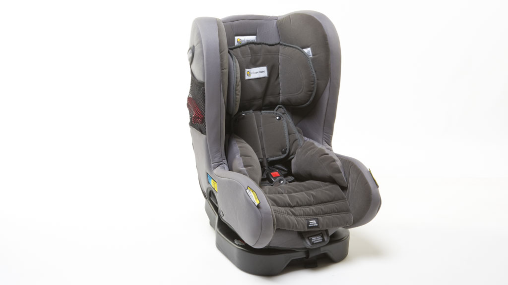 Infasecure Kompressor XT CS4410XT - Child car seat reviews – seat ...