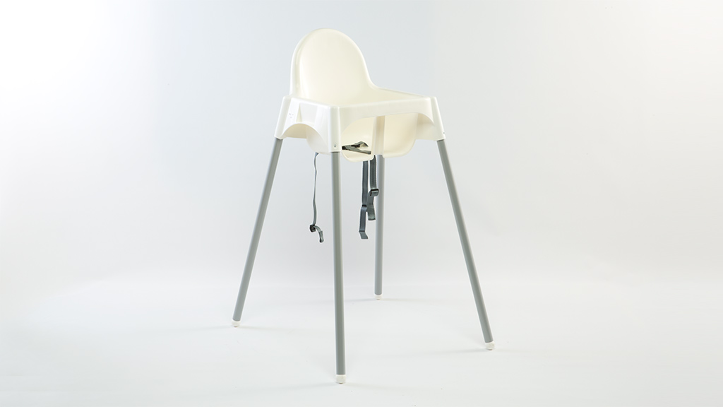 Ikea Antilop with tray high chair 1