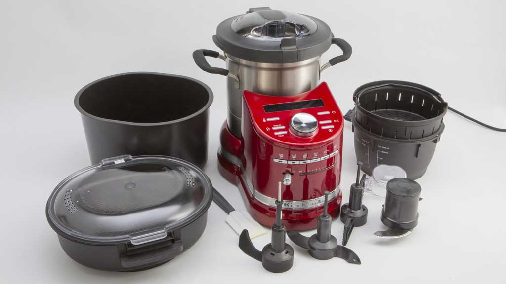 Kitchenaid Cook Processor 5kcf0103 All In One Kitchen