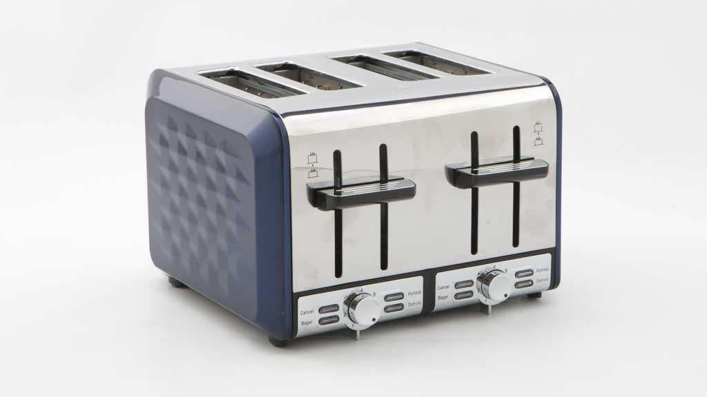 Kmart Homemaker 4-slice KST012AF - Toaster reviews - CHOICE