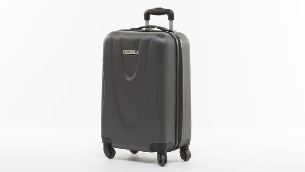 Kmart Protocol 50 cm hard case - Carry-on suitcase reviews - CHOICE