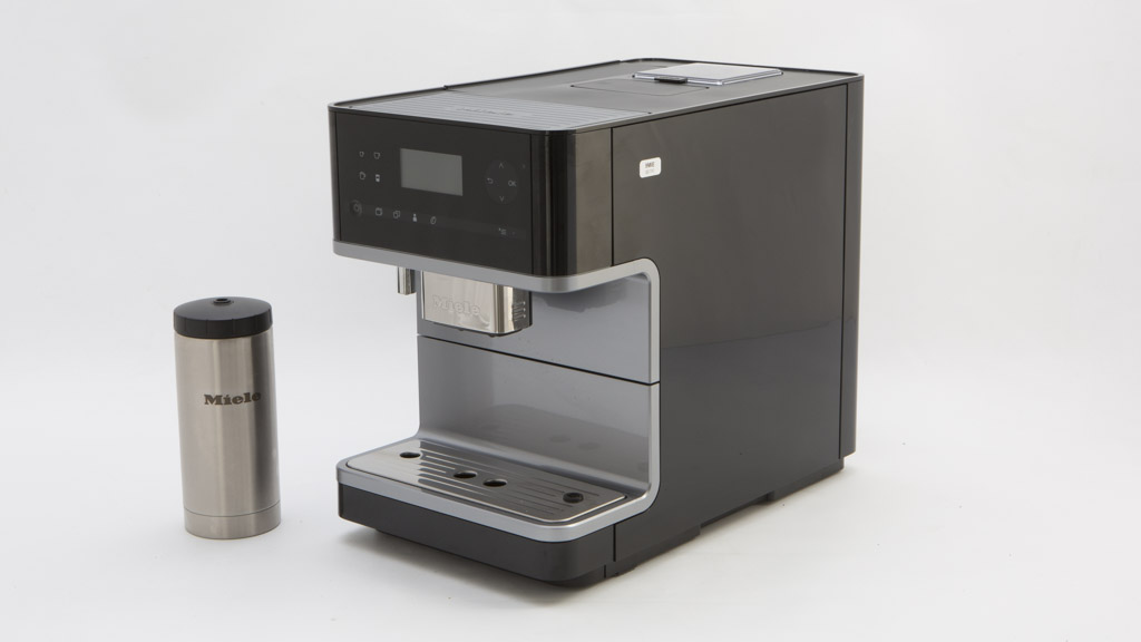 miele cm 6300 automatic espresso machine reviews choice. Black Bedroom Furniture Sets. Home Design Ideas