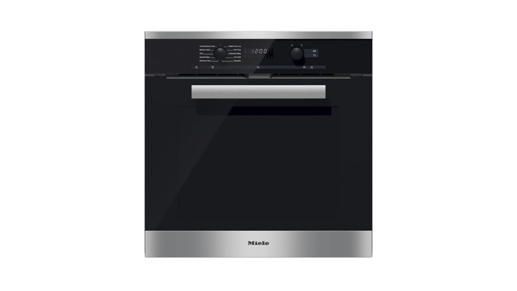 miele h 6260 bp cleansteel wall oven reviews choice. Black Bedroom Furniture Sets. Home Design Ideas