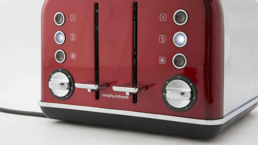 Morphy Richards Accents 242020 - Toaster reviews - CHOICE