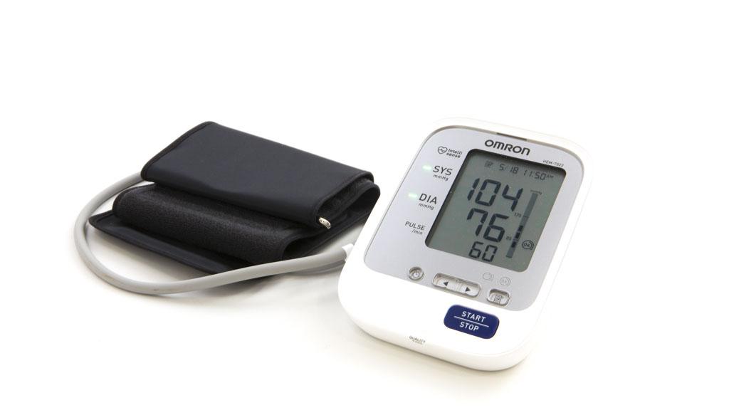 Omron HEM-7322-AP Automatic Blood Pressure Monitor   MedHyve