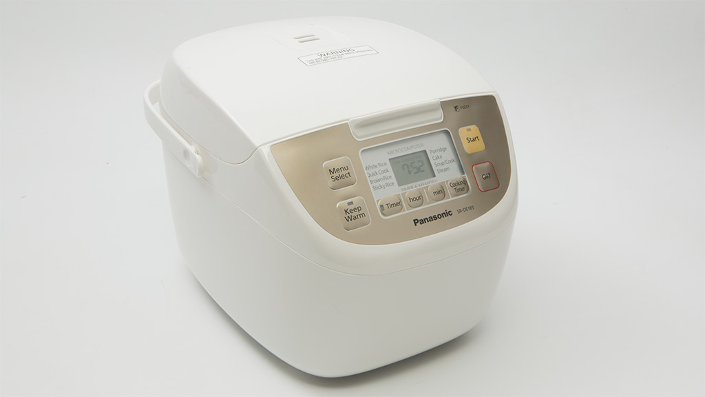 sunbeam everyday rice cooker instructions