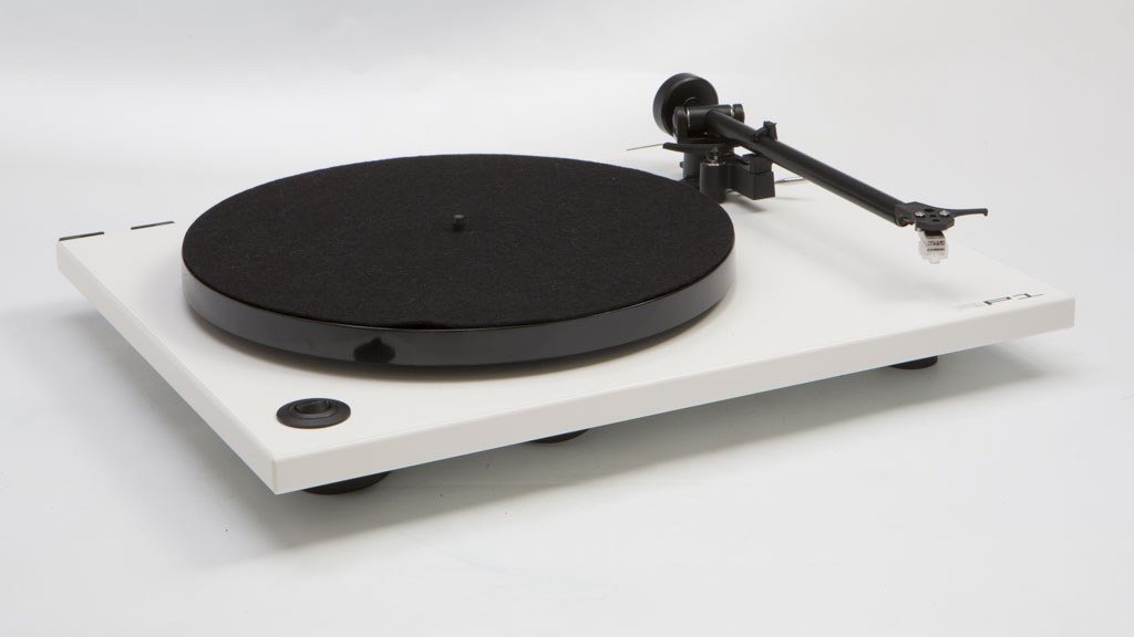 Rega RP1 - Turntable and record player reviews