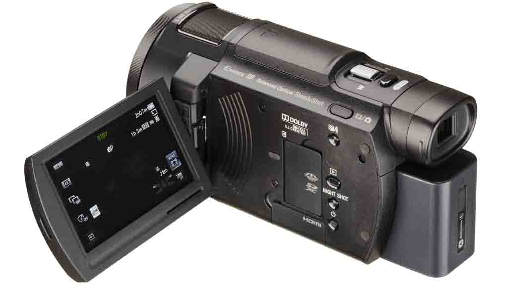 sony fdr ax33 video camera reviews choice. Black Bedroom Furniture Sets. Home Design Ideas