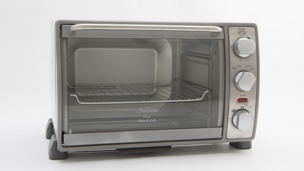 ... BT5350 Pizza Bake and Grill 19L - Toaster oven reviews - CHOICE