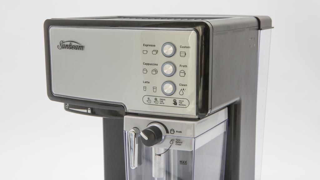 breville esp2 coffee machine manual