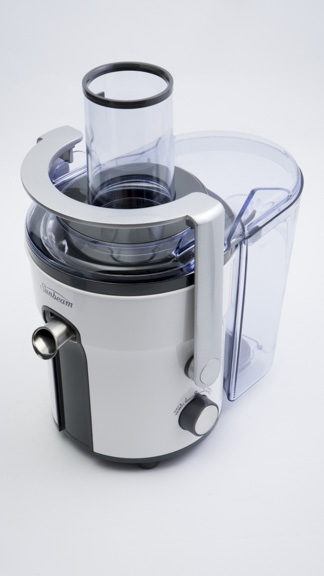 Sunbeam JE5600 Double Sieve Juicer - Juicer reviews - CHOICE