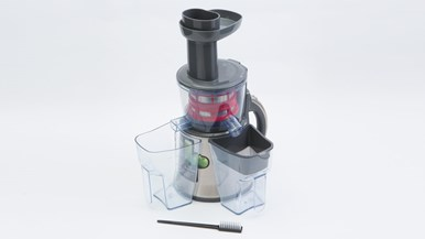 Sunbeam Slow Press Juicer Review : Sunbeam JE9000 Cold Press Juicer - Juicer reviews - CHOICE