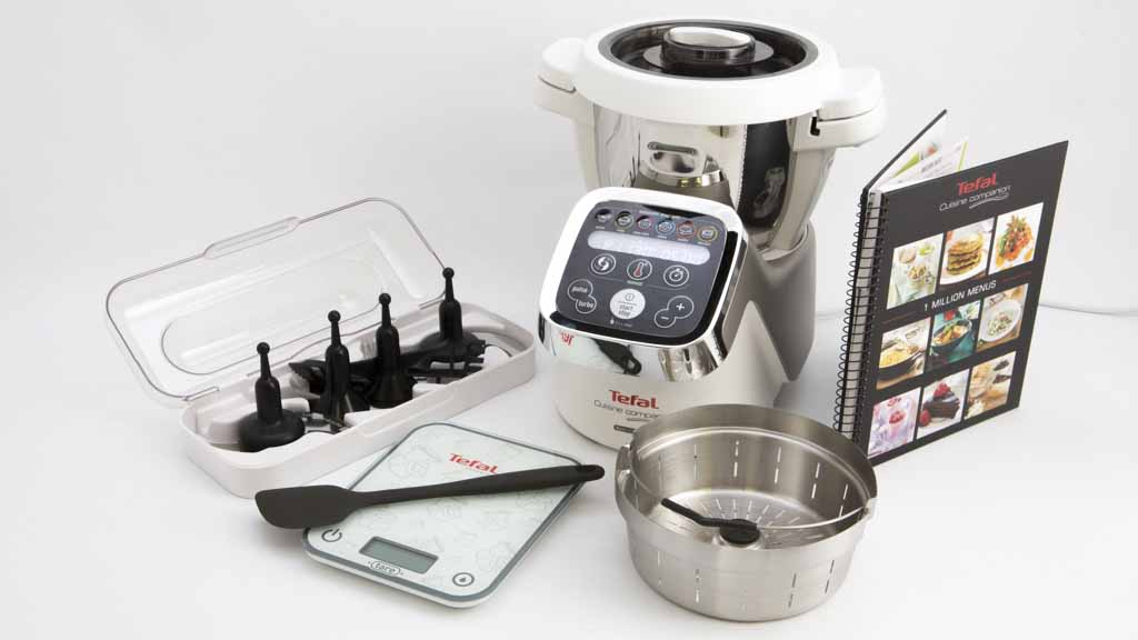 Tefal cuisine companion fe800a 60 all in one kitchen for Cuisine companion