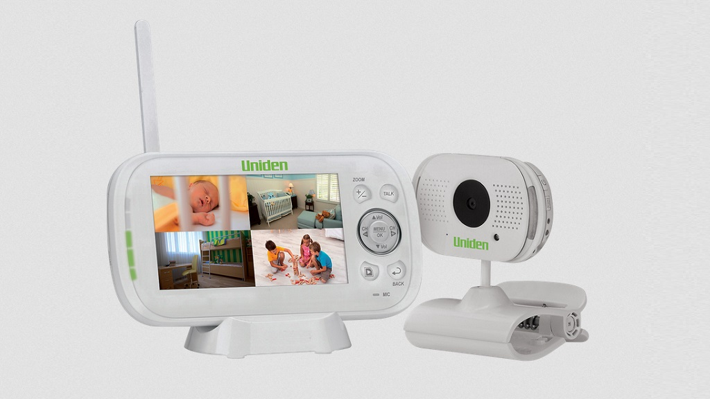 uniden digital wireless baby video monitor bw3101 baby monitor reviews ch. Black Bedroom Furniture Sets. Home Design Ideas
