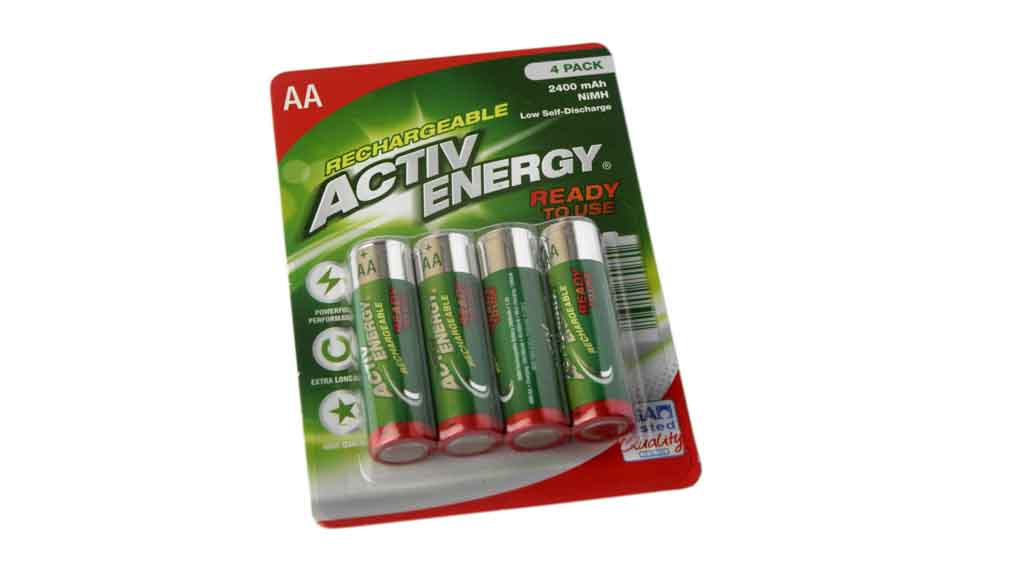 Küchenwaage Aldi Batterie ~ activ energy rechargeable rechargeable battery reviews choice