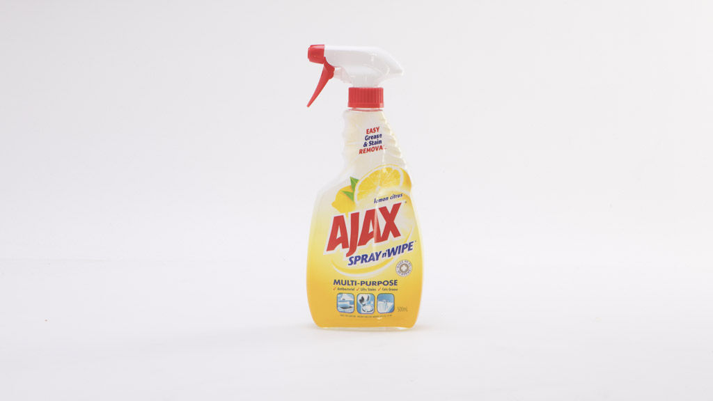 Ajax Spray N Wipe Multipurpose Lemon Citrus