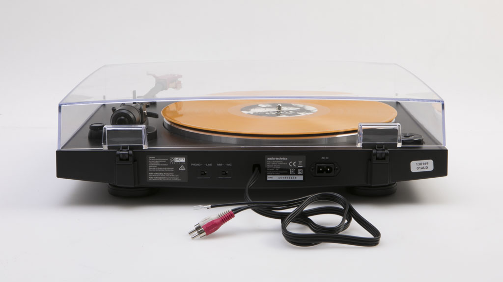 Audio-Technica AT-LP3 - Turntable and record player ...