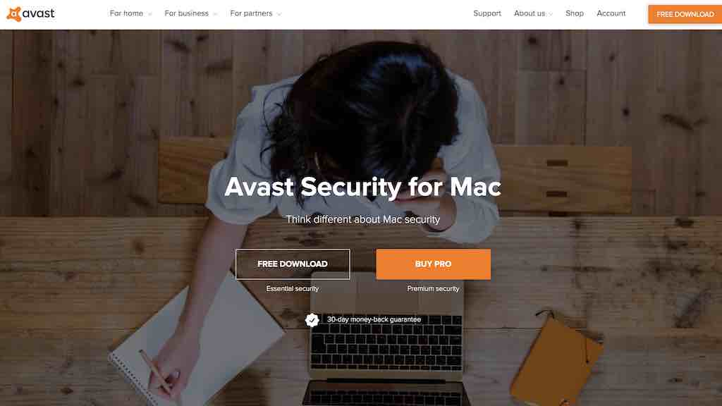 avast security pro mac download