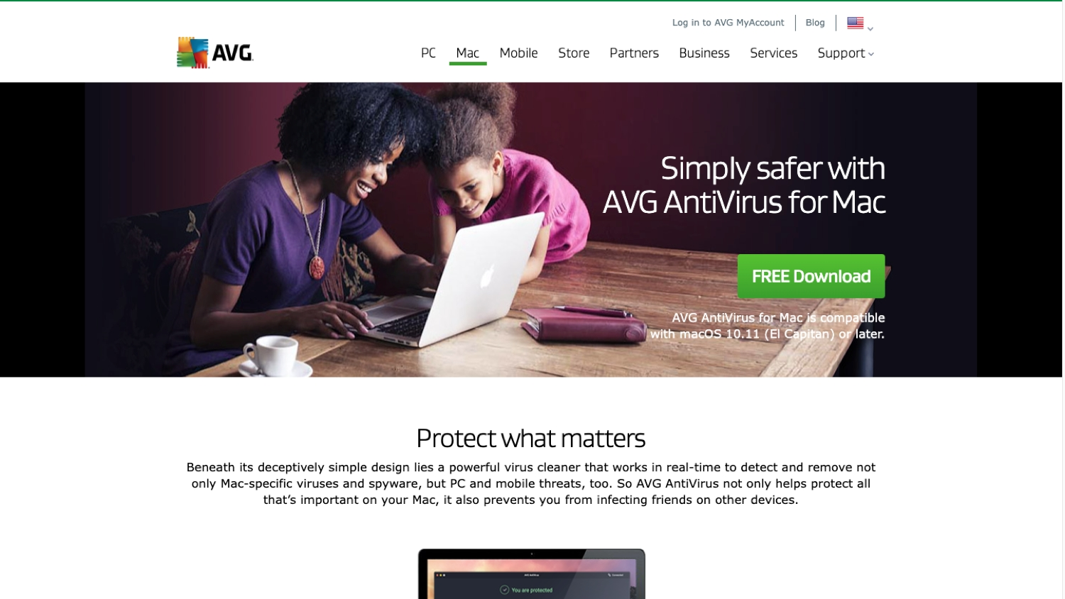 free antivirus test mac
