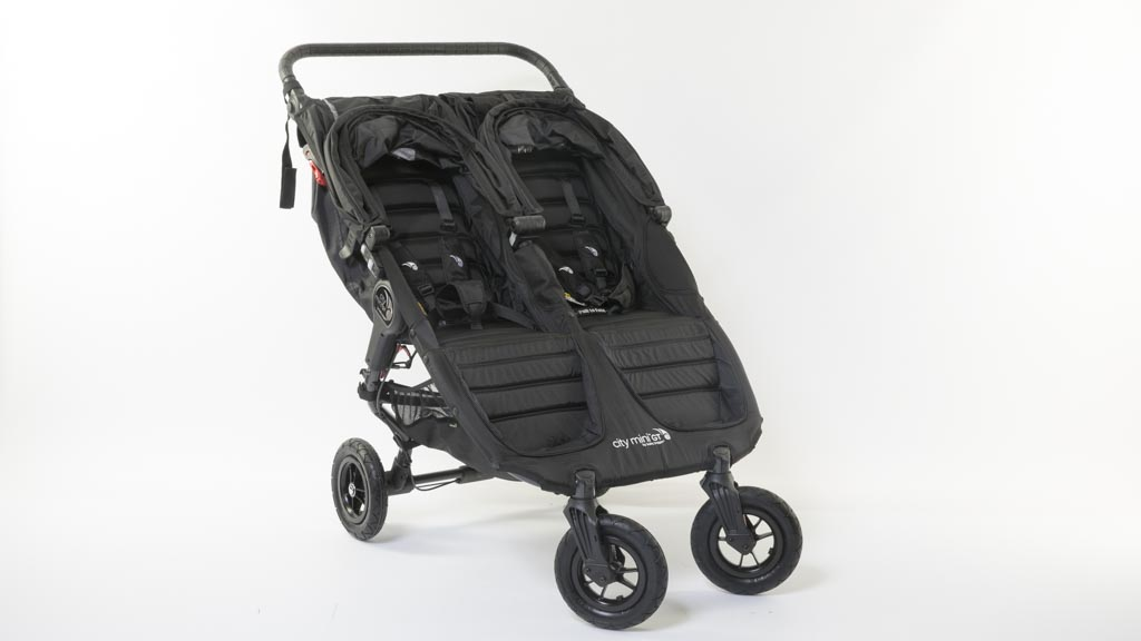 Baby Jogger City Mini GT Double - Double stroller reviews ...