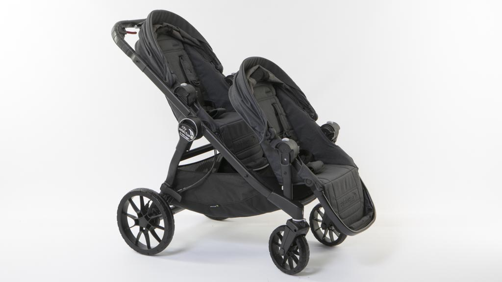 Baby Jogger City Select Lux Double Stroller Reviews Choice