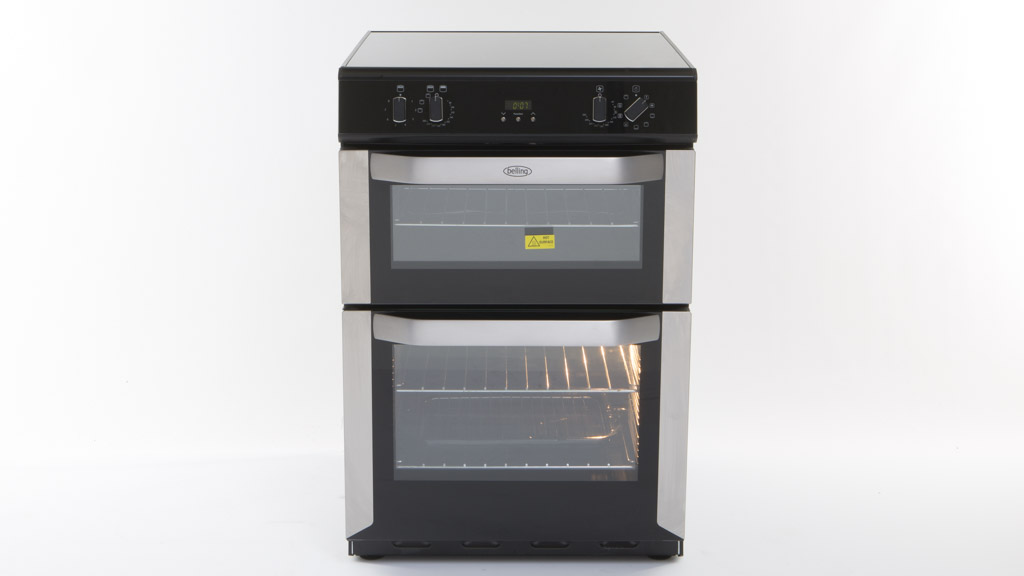 belling fsi60mfts freestanding oven with cooktop reviews choice rh choice com au Aga Oven Belling Oven Parts
