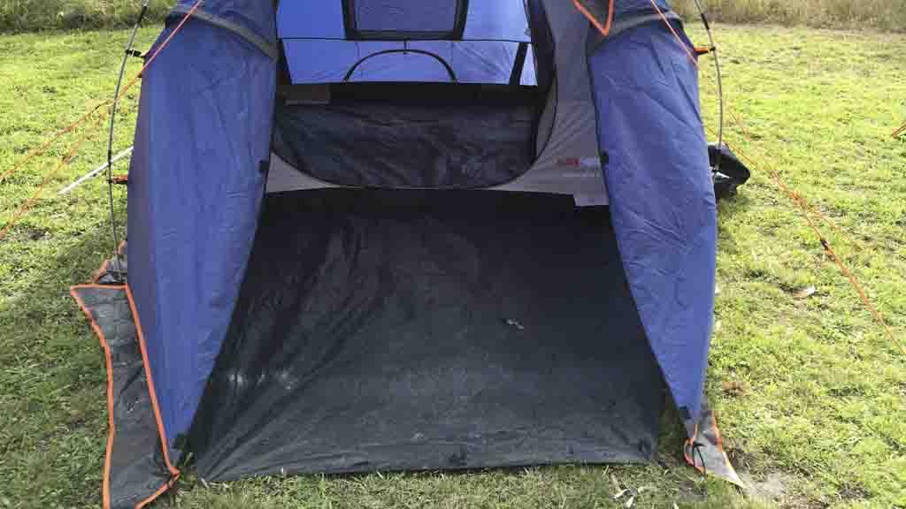 & BlackWolf Tanami Delta 4 - Tent reviews - CHOICE