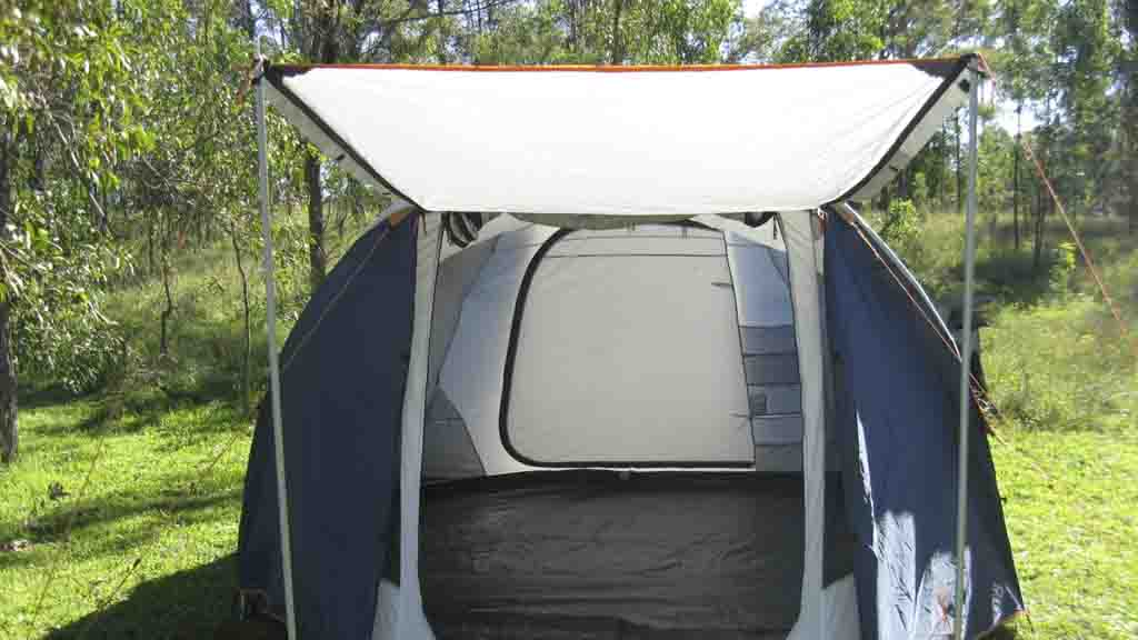 & Boab 6ENV Geo Dome Tent - Tent reviews - CHOICE
