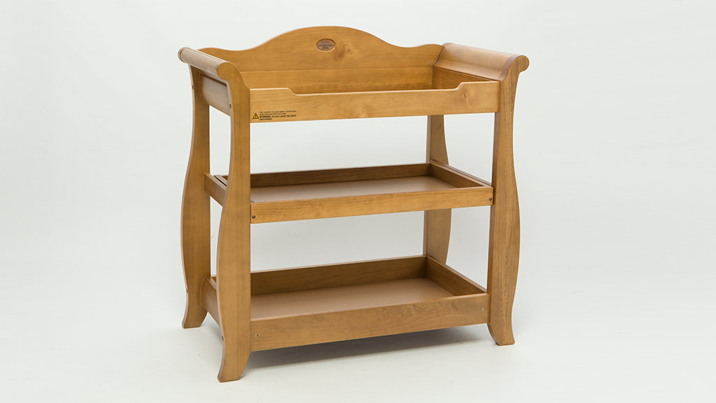 Ordinaire Boori Country Sleigh Change Table Reviews And Test