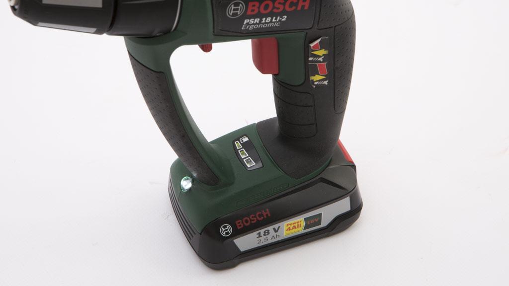 bosch psr 18 li 2 ergonomic cordless drill reviews choice. Black Bedroom Furniture Sets. Home Design Ideas