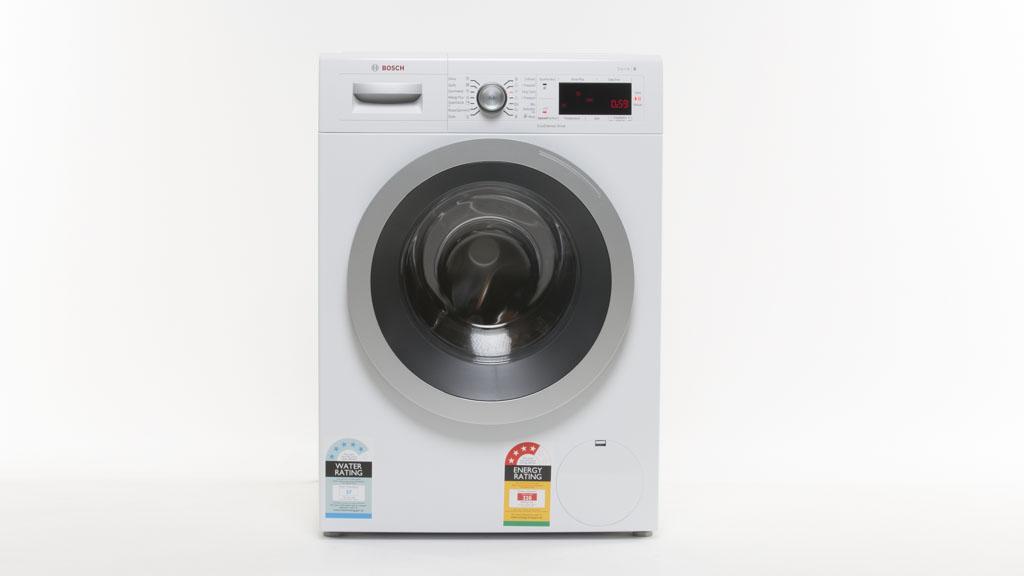 bosch washing machine waw28460au manual