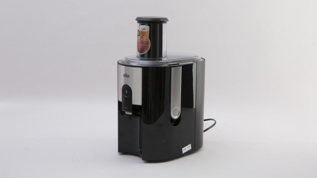 Slow Juicer Braun : Braun J500 - Juicer reviews - CHOICE