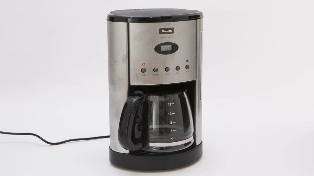 Breville Coffee Maker Bcm600 : Breville Aroma Style Electronic BCM600 - Electric filter, pour over and vacuum/siphon reviews ...