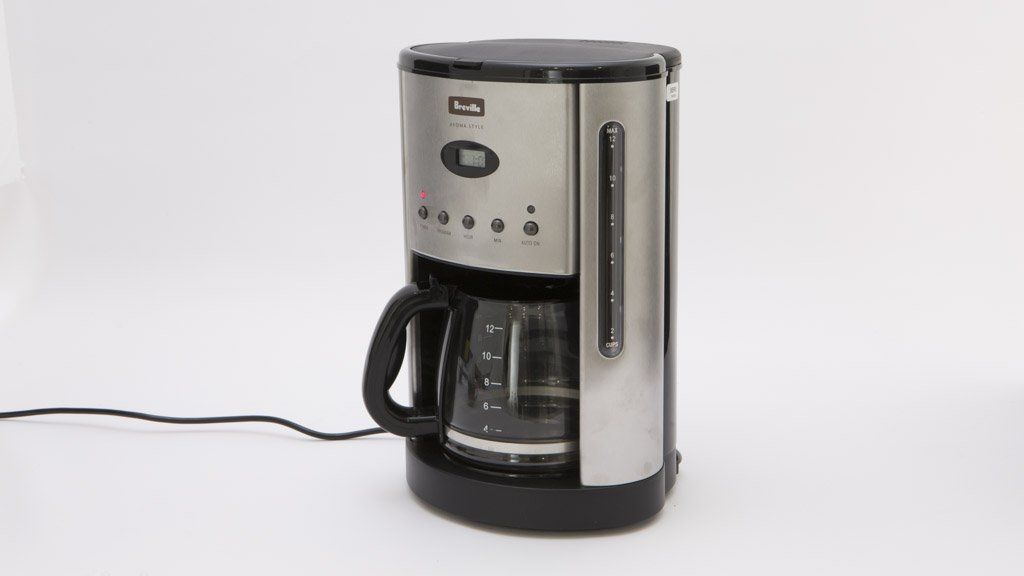 Breville Aroma Style Electronic BCM600 - Electric filter, pour over and vacuum/siphon reviews ...