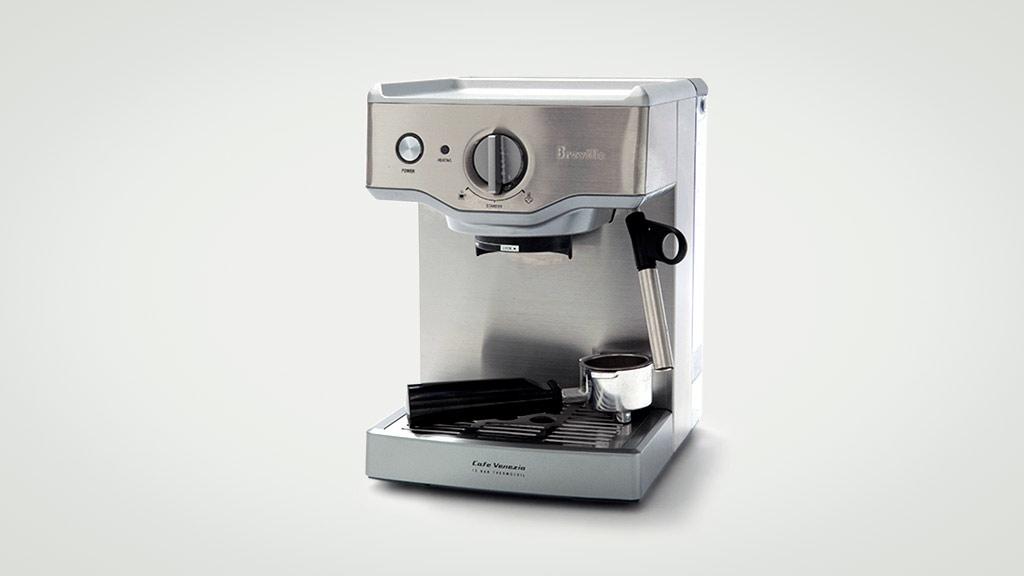 breville caf venezia bes250 home espresso coffee. Black Bedroom Furniture Sets. Home Design Ideas
