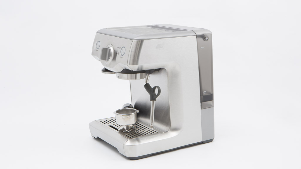 breville duo temp pro bes810bss home espresso coffee. Black Bedroom Furniture Sets. Home Design Ideas
