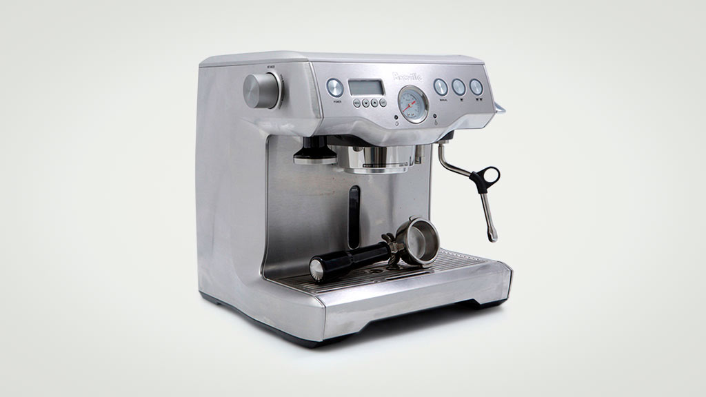 Breville The Dual Boiler Bes920 Home Espresso Coffee