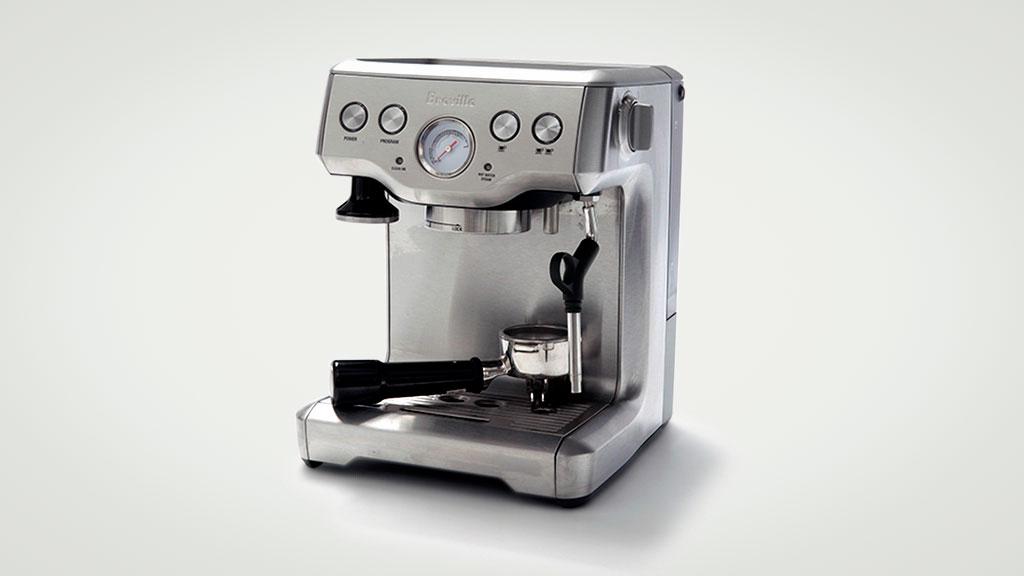 breville the infuser bes840 manual semiauto espresso machine